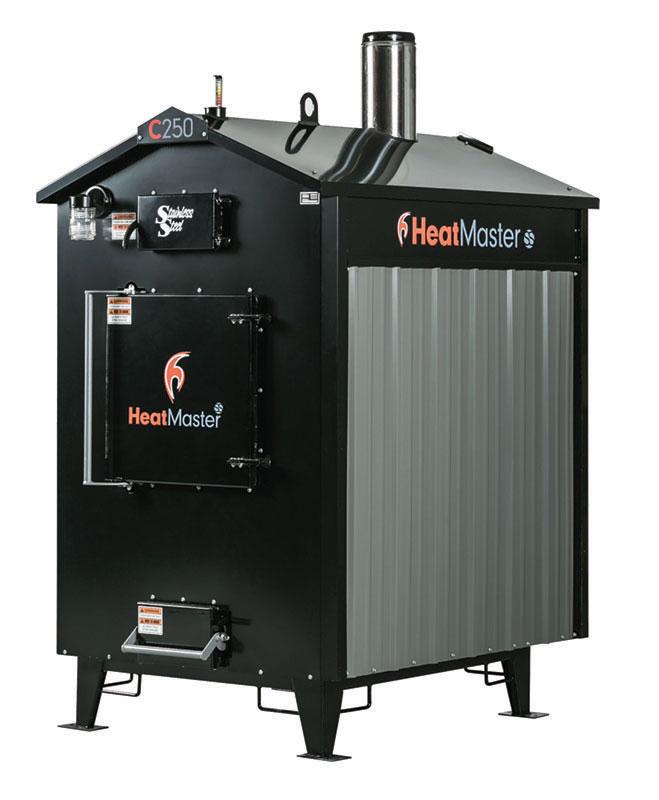 C250 Coal Furnace
