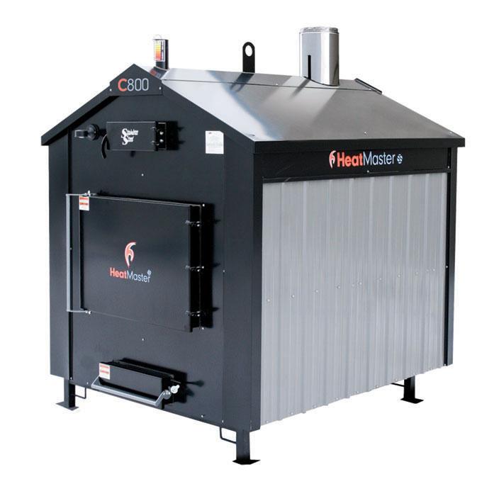 C800 Coal Furnace