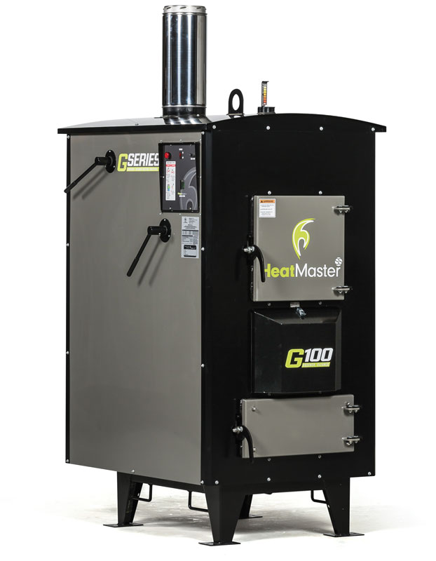 Heatmaster G100 Wood Furnace