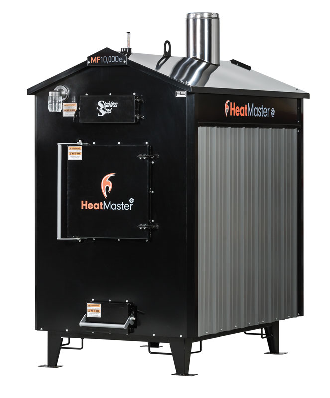 MF10000 Wood and Coal Furnace