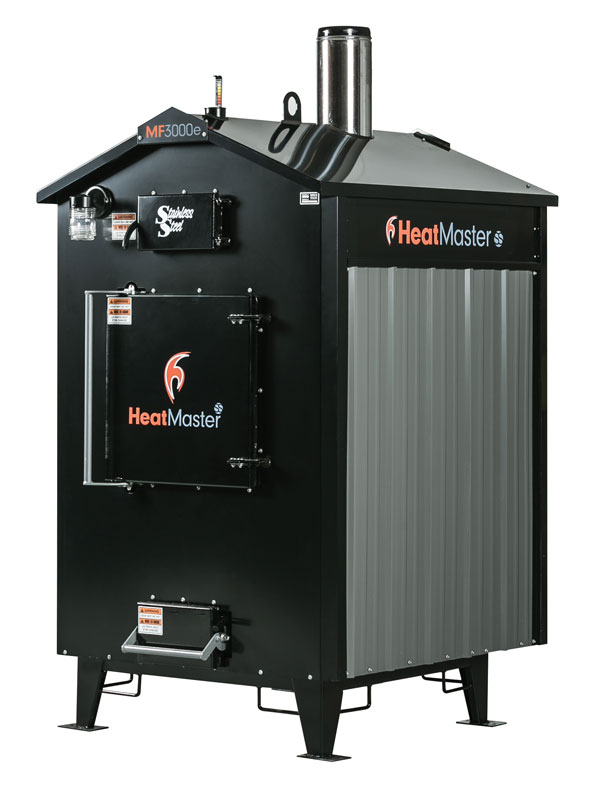 Heatmaster MF3000e Wood and Coal Furnace