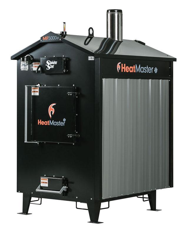 MF5000e Wood and Coal Furnace