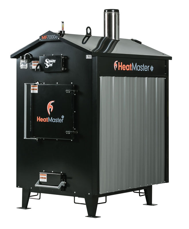 MF7000 Wood and Coal Furnace