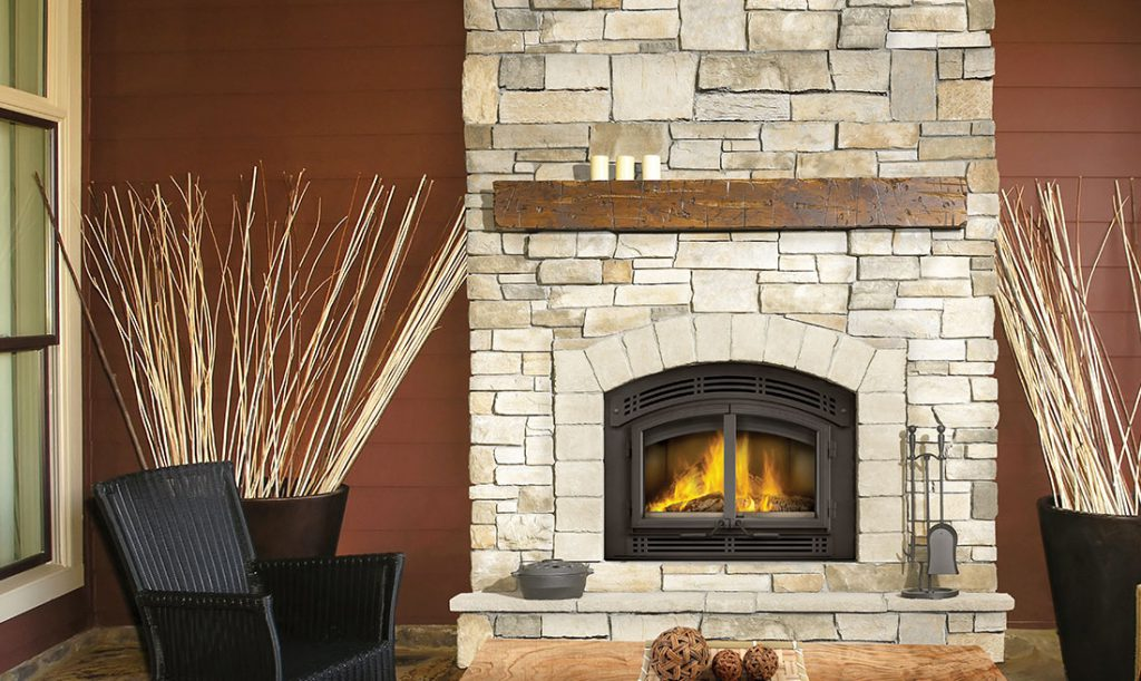 High Country 3000 Eco Indoor Fireplace