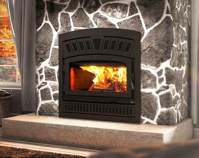 FP10 Lafayette II Fireplace