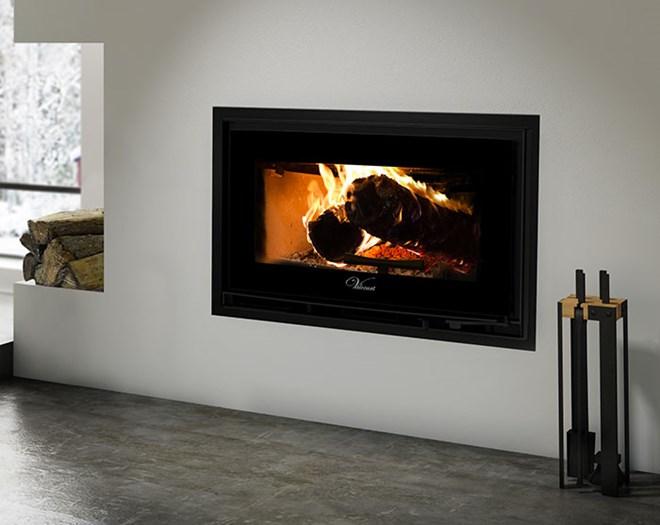 FP12 Mundo Fireplace